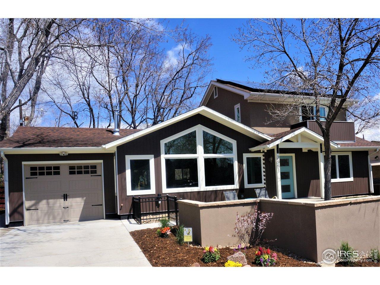 2001 Evergreen Ave, Boulder CO 80304