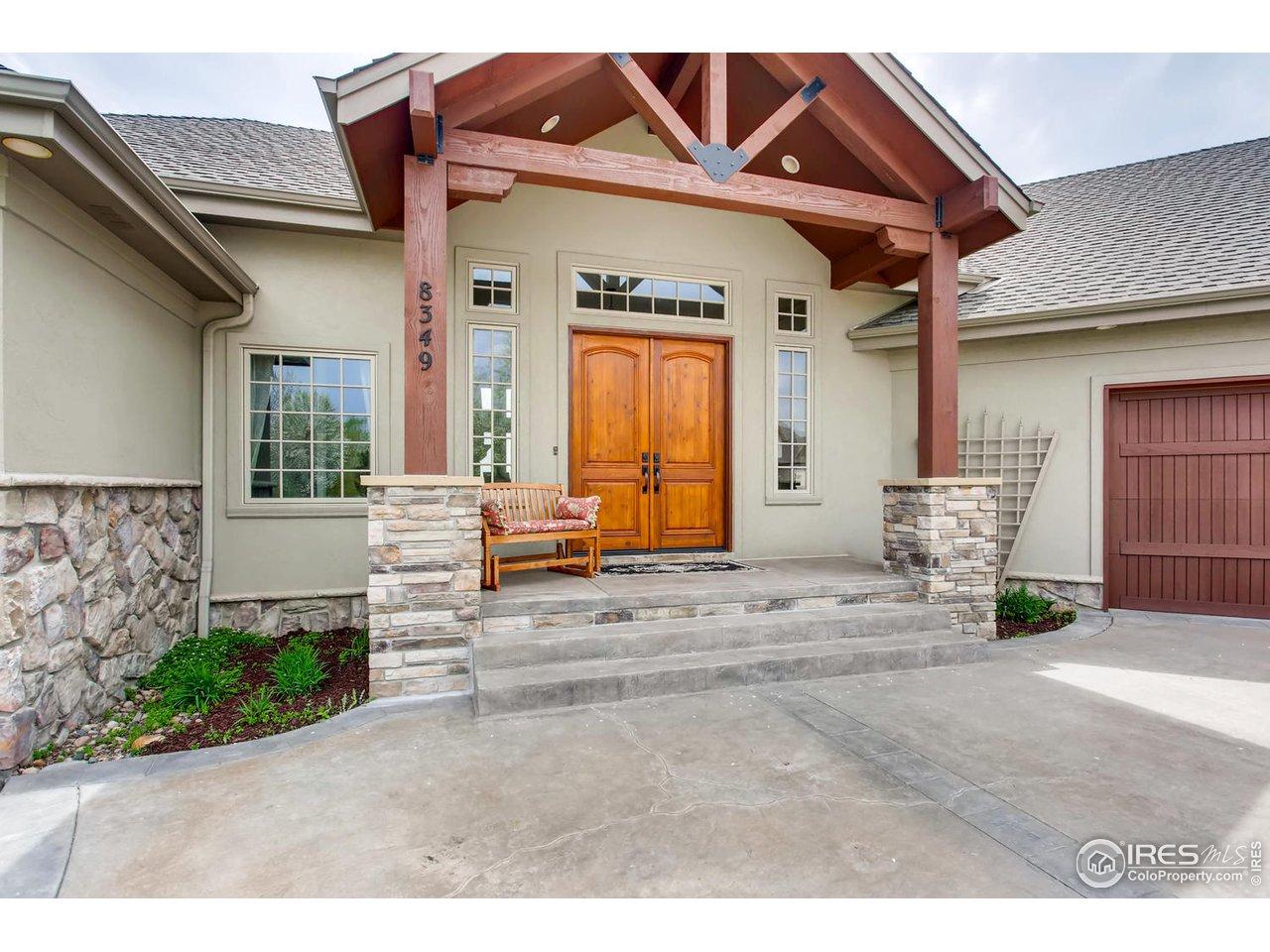 8349 Golden Eagle Rd, Fort Collins CO 80528