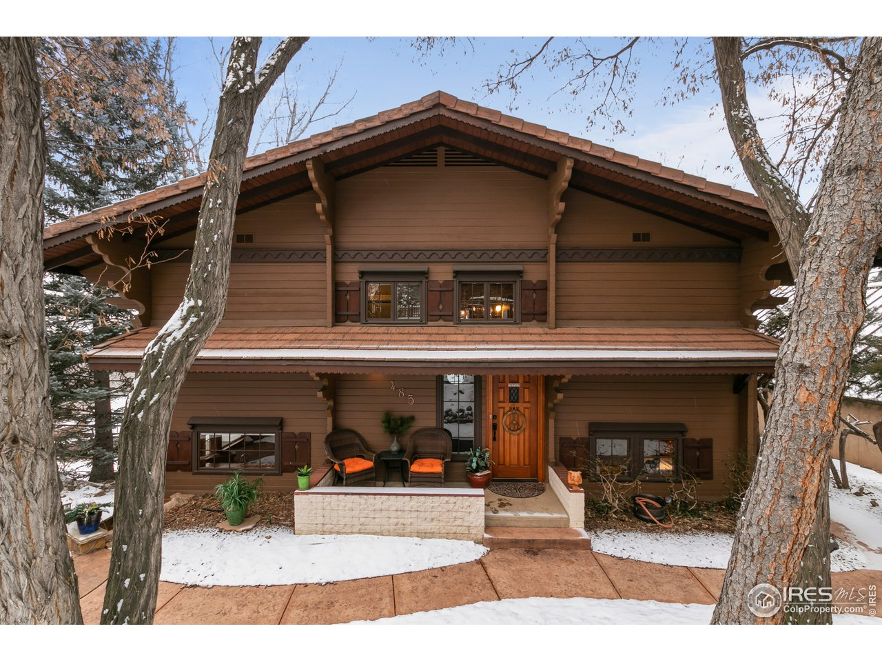 485 College Ave, Boulder CO 80302
