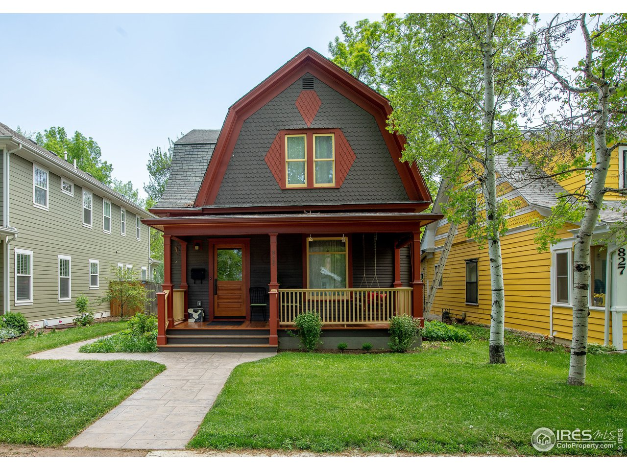 825 W Mountain Ave, Fort Collins CO 80521