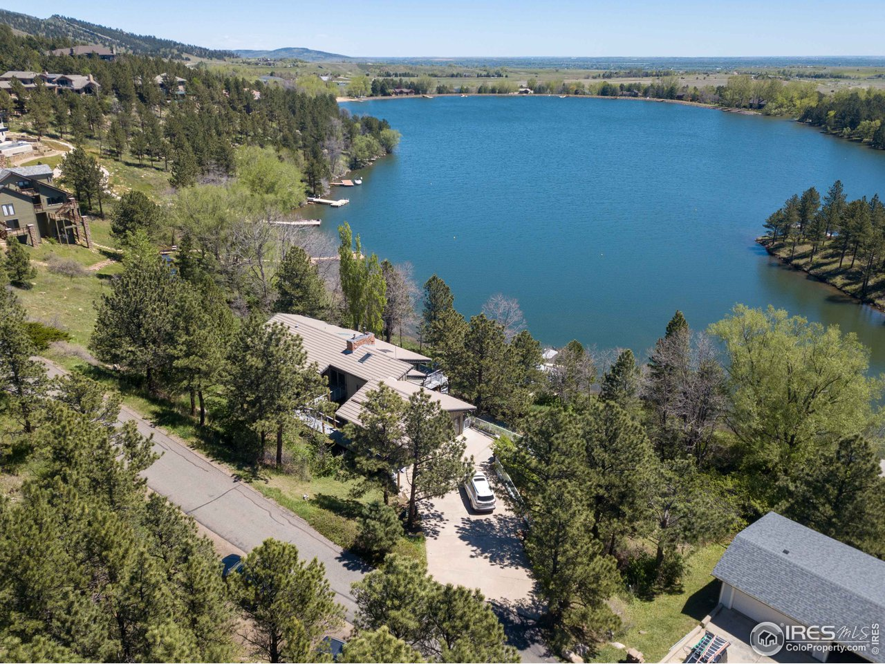 2820 N Lakeridge Trl, Boulder CO 80302