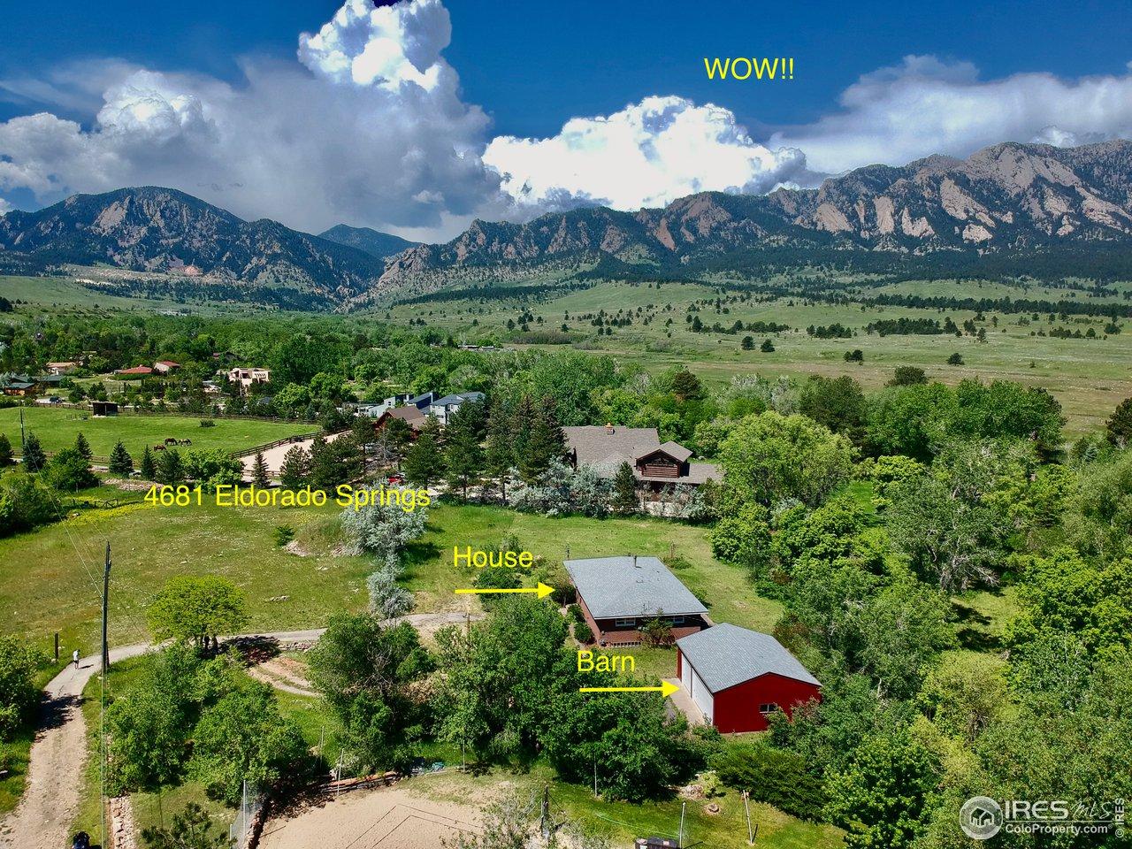 4681 Eldorado Springs Dr, Boulder CO 80303
