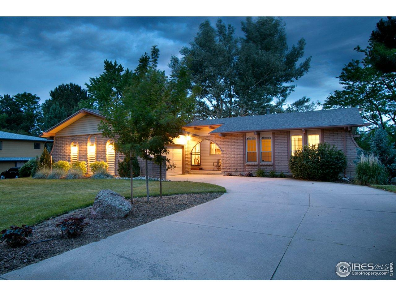 1309 Hillside Dr, Fort Collins CO 80524