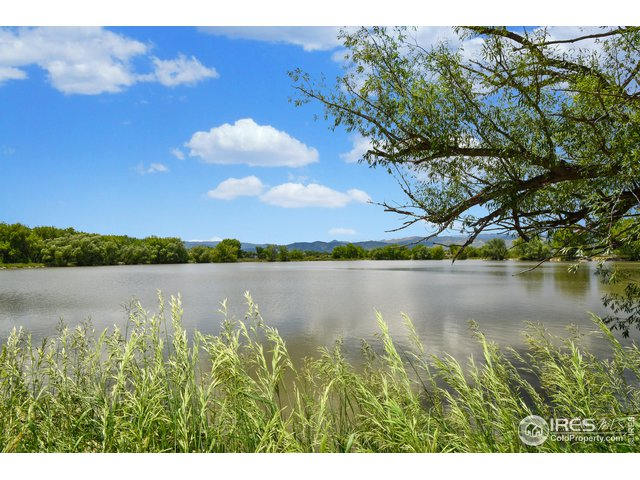 Adjacent to Twin Lakes Open Space!