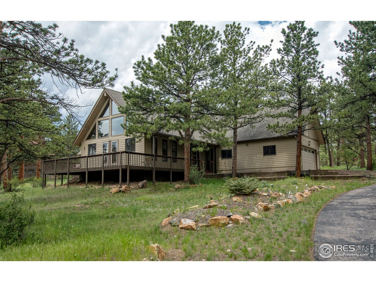 851 Black Canyon Dr, Estes Park CO 80517