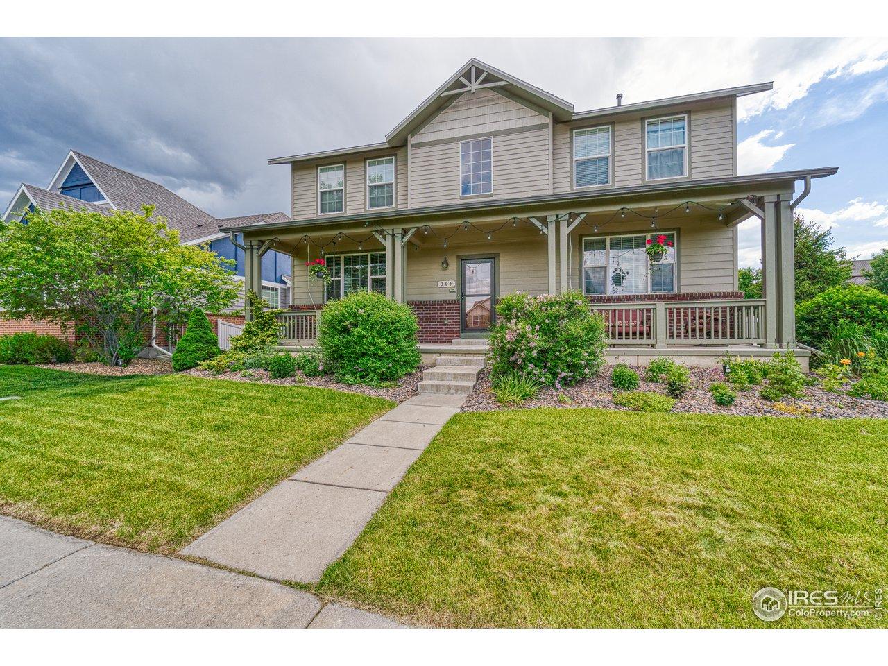 305 Homestead Pkwy, Longmont CO 80504
