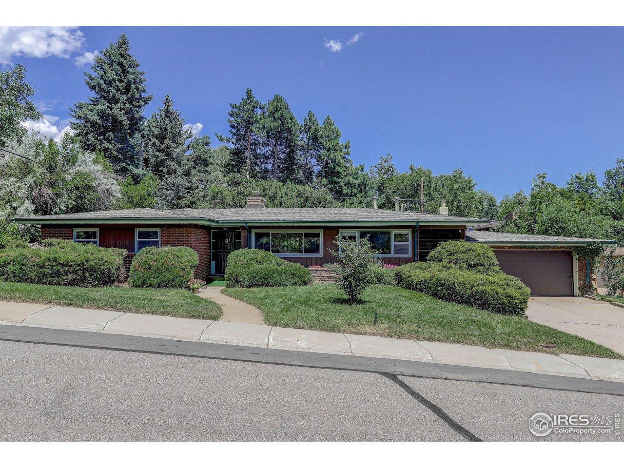 1401 Bluebell Ave, Boulder CO 80302