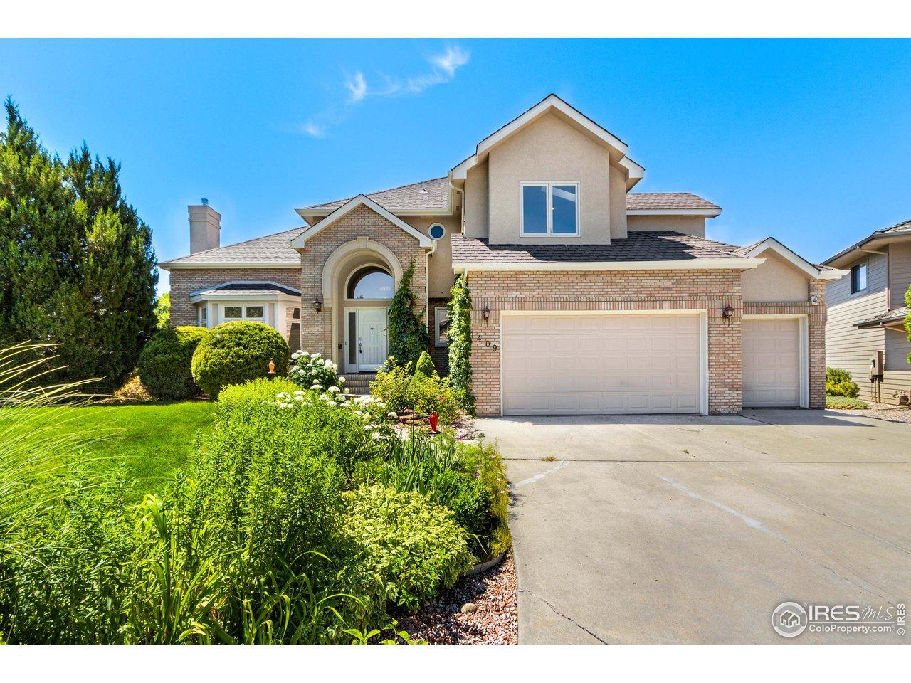 1409 Glen Eagle Ct, Fort Collins CO 80525
