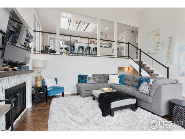 Open Floorplan, Clean Finishes