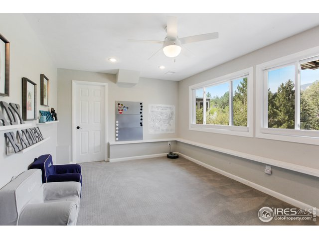 Lower Level offers Family Room