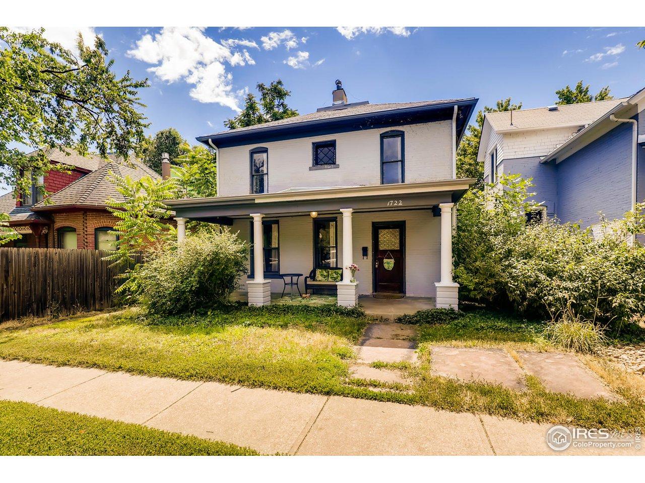 1722 Pine St, Boulder CO 80302