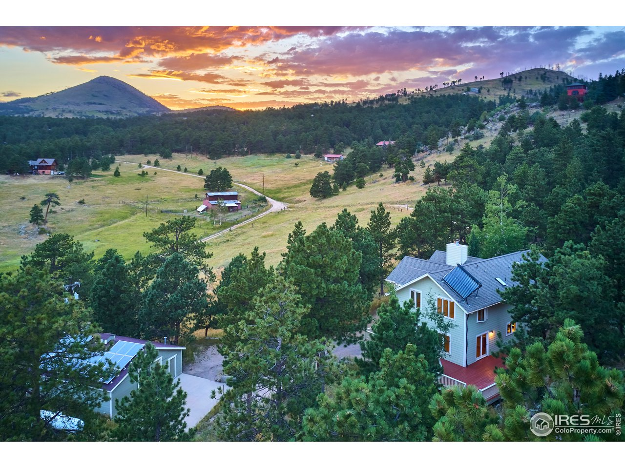 768 Mountain Meadows Rd, Boulder CO 80302