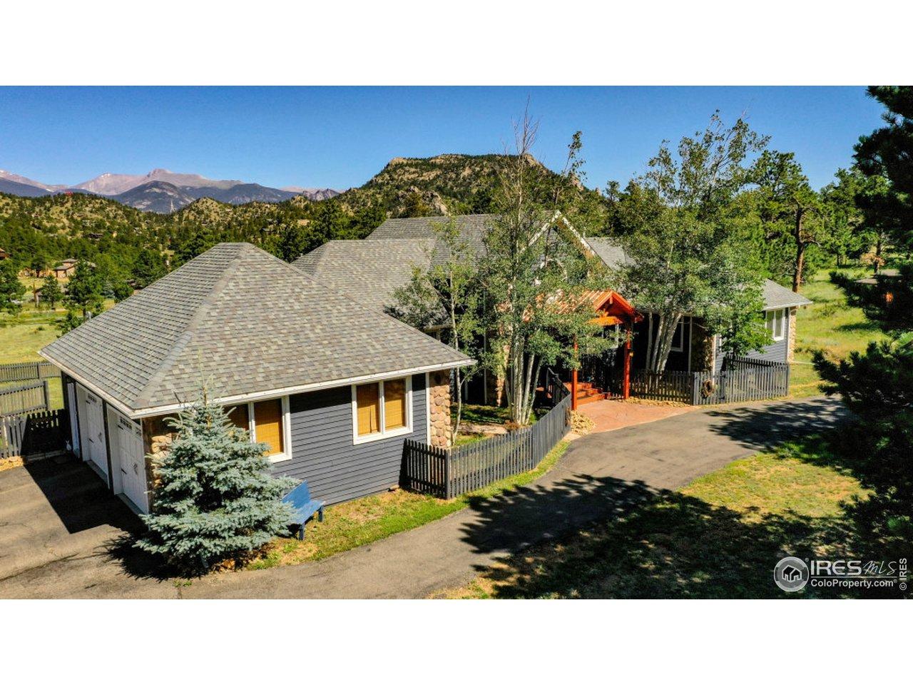 405 Ponderosa Ave, Estes Park CO 80517