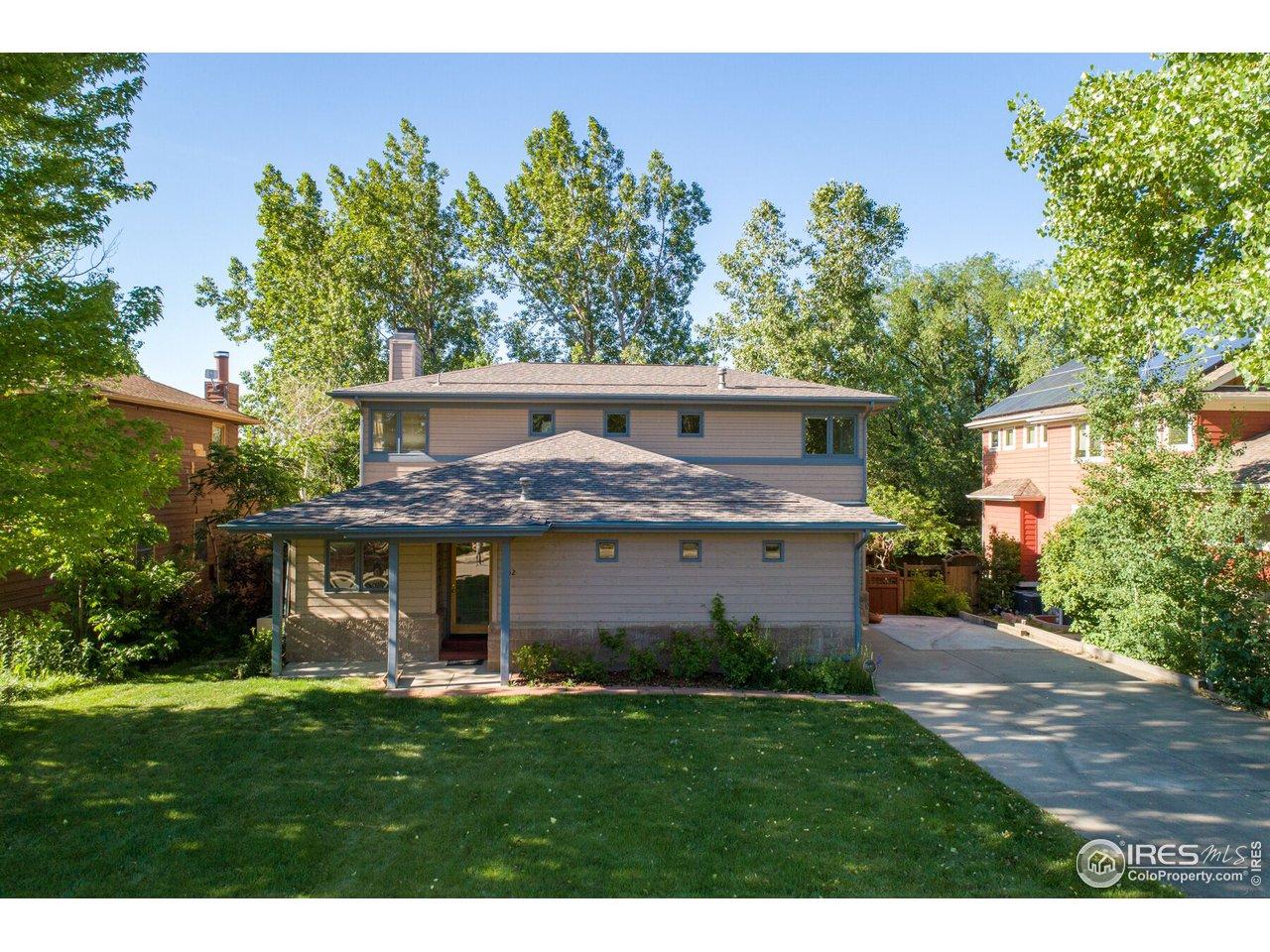 932 Locust Ave, Boulder CO 80304