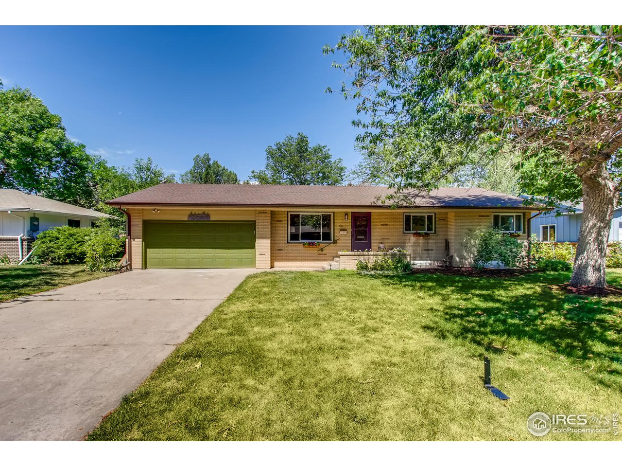 1309 Robertson St, Fort Collins CO 80524
