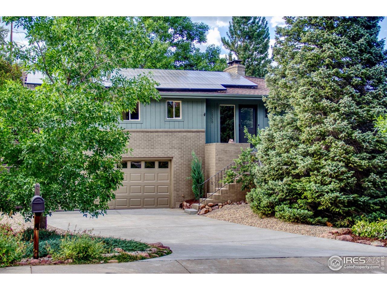 2505 Kohler Dr, Boulder CO 80305