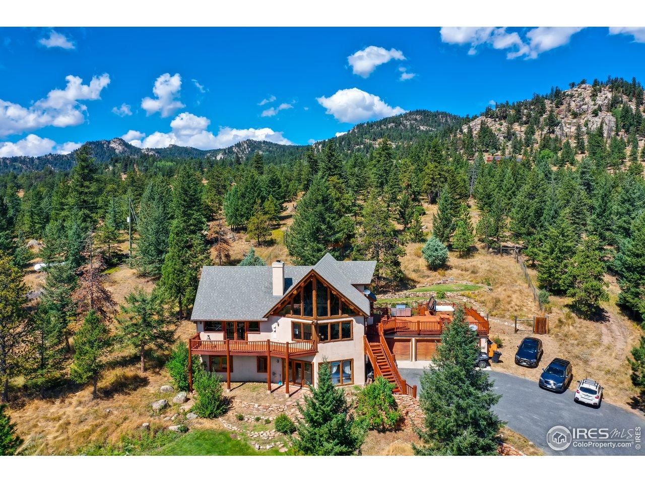8552 Flagstaff Rd, Boulder CO 80302