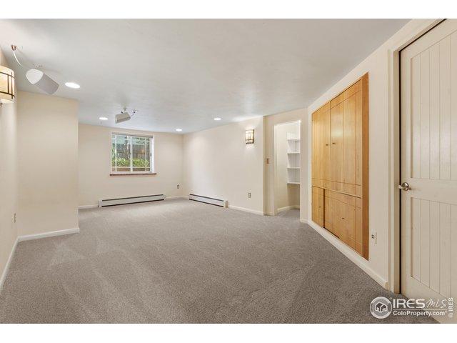 Rec Room w/ New Carpet