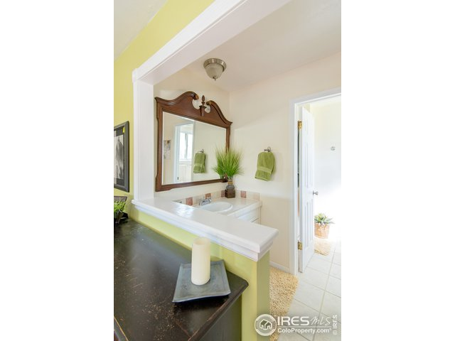 Master 3/4 Bathroom