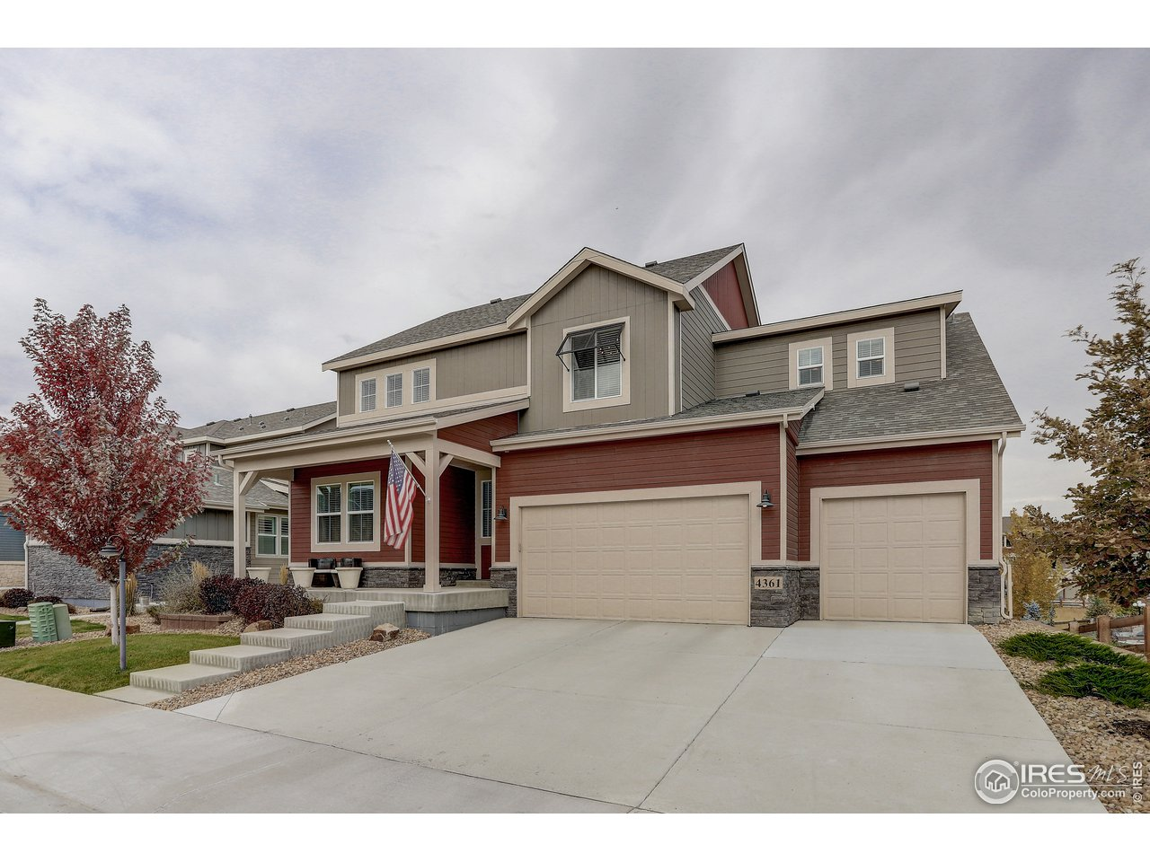 4361 Buffalo Mountain Dr, Loveland CO 80538