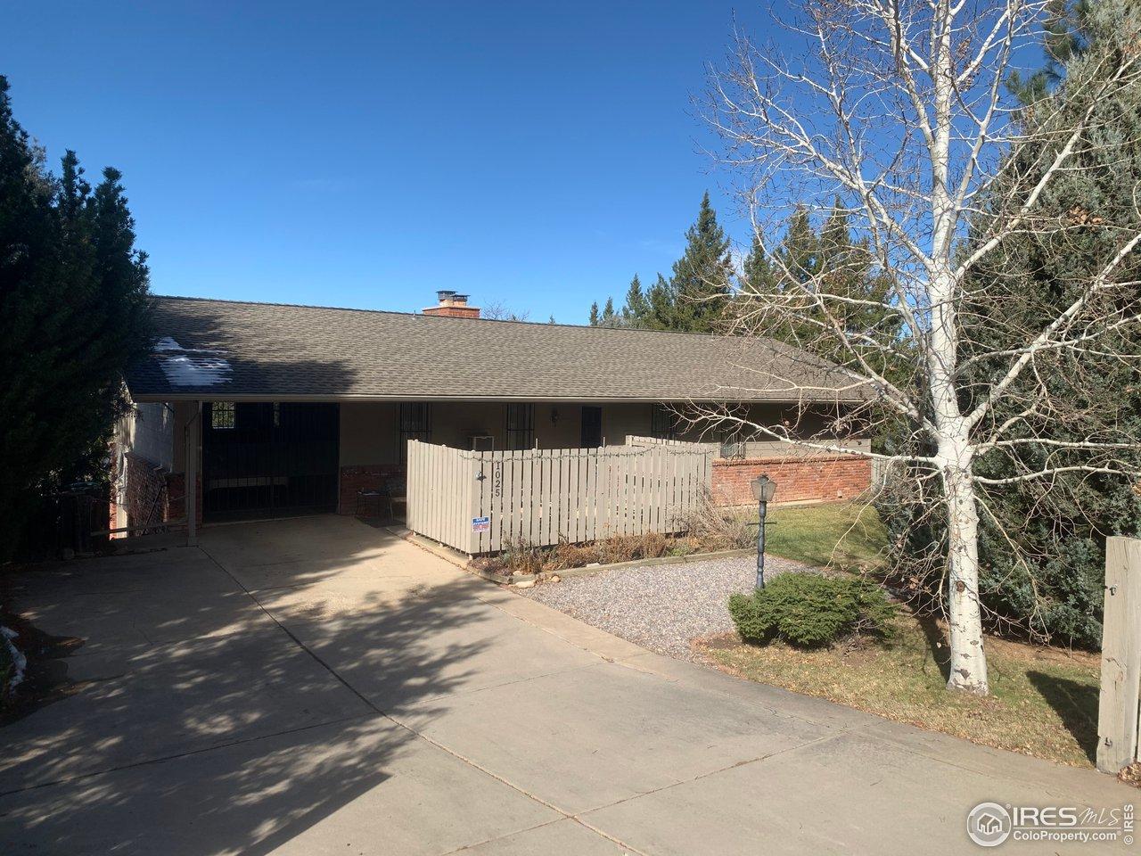1025 Westview Dr, Boulder CO 80303