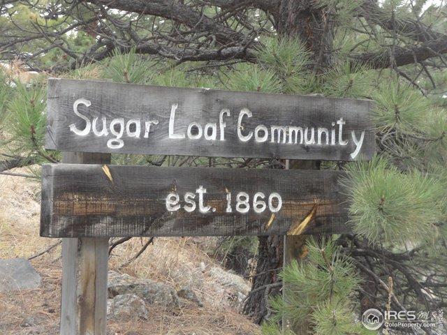 Sugarloaf Historic Sign