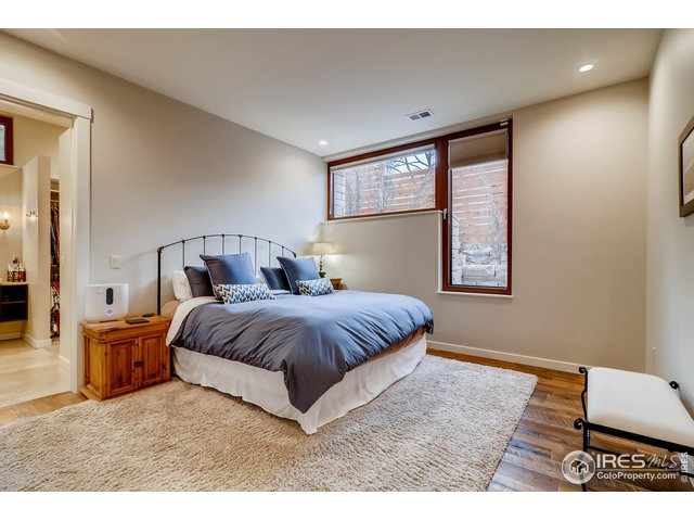 Lower Level Master Bedroom