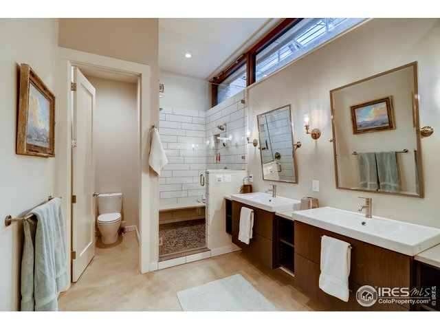 Lower Level Master Bathroom