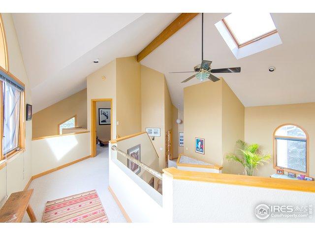 Upper hallway to master bedroom