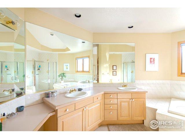 5 piece master bathroom
