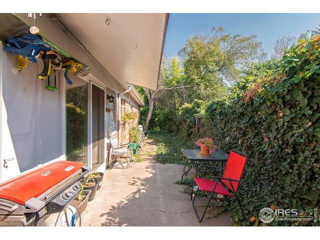 unit 3 private patio
