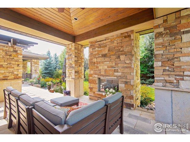 Effortless indoor/outdoor patio