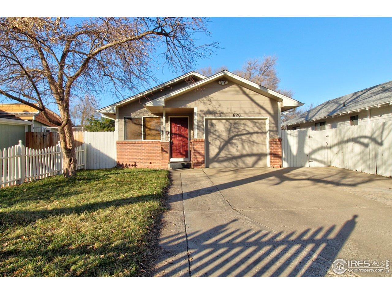 620 E Magnolia St, Fort Collins CO 80524