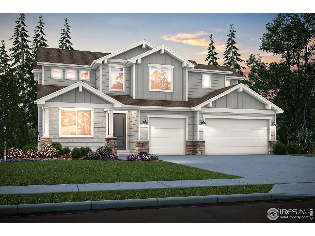5176 Redmesa Ave, Loveland CO 80538