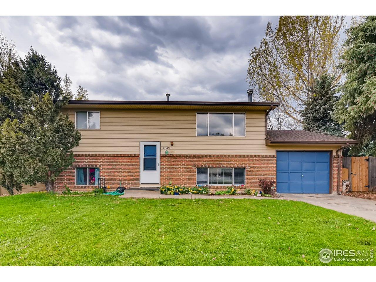2543 W Laurel St, Fort Collins CO 80521