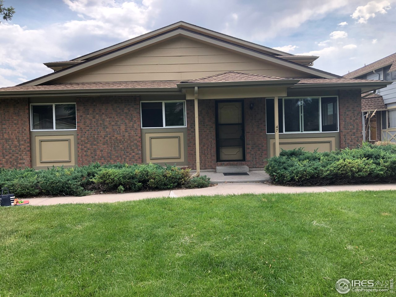 1024 Oxford Ln 47, Fort Collins CO 80525