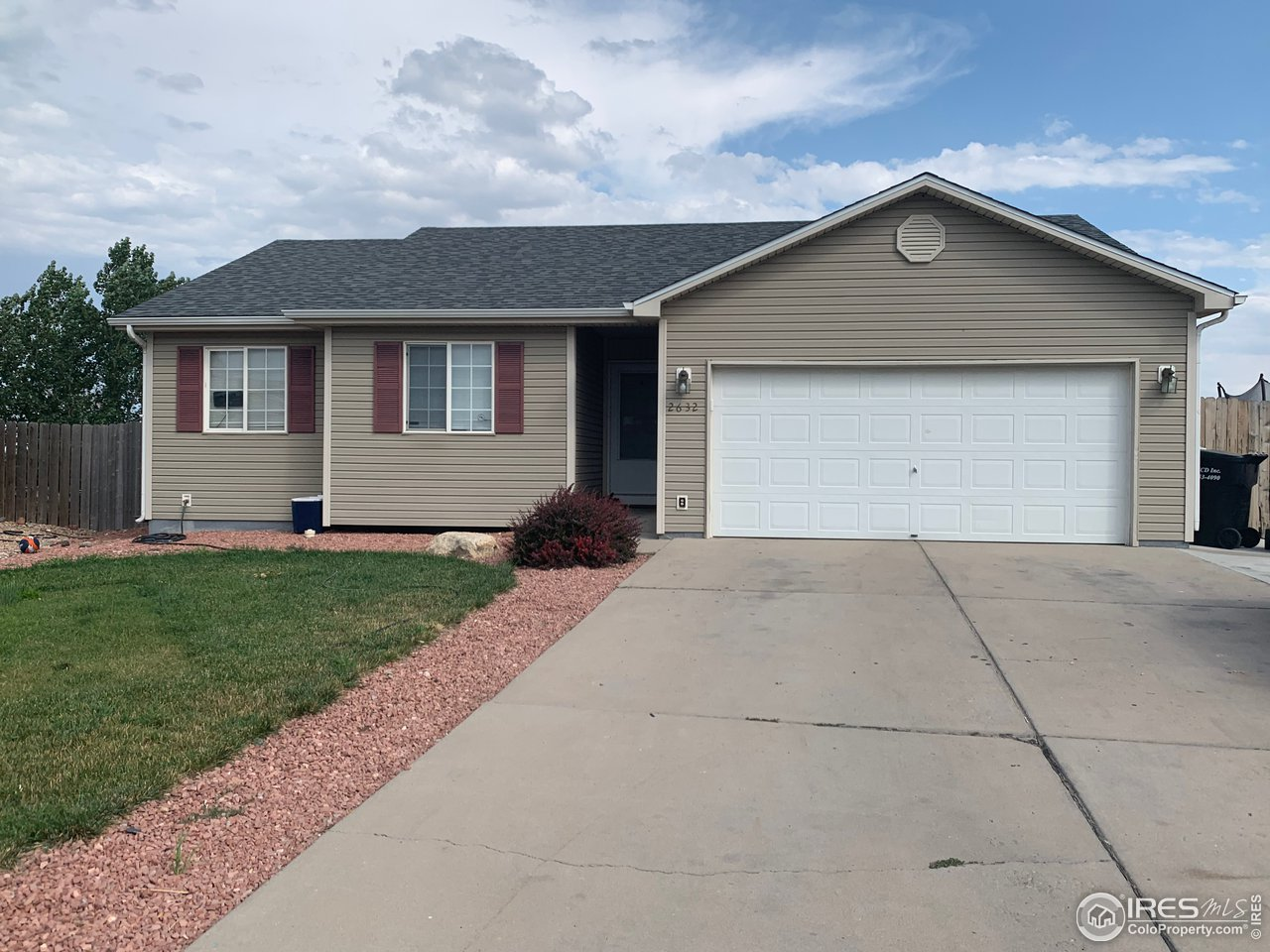 2632 arbor Ave, Greeley CO 80631