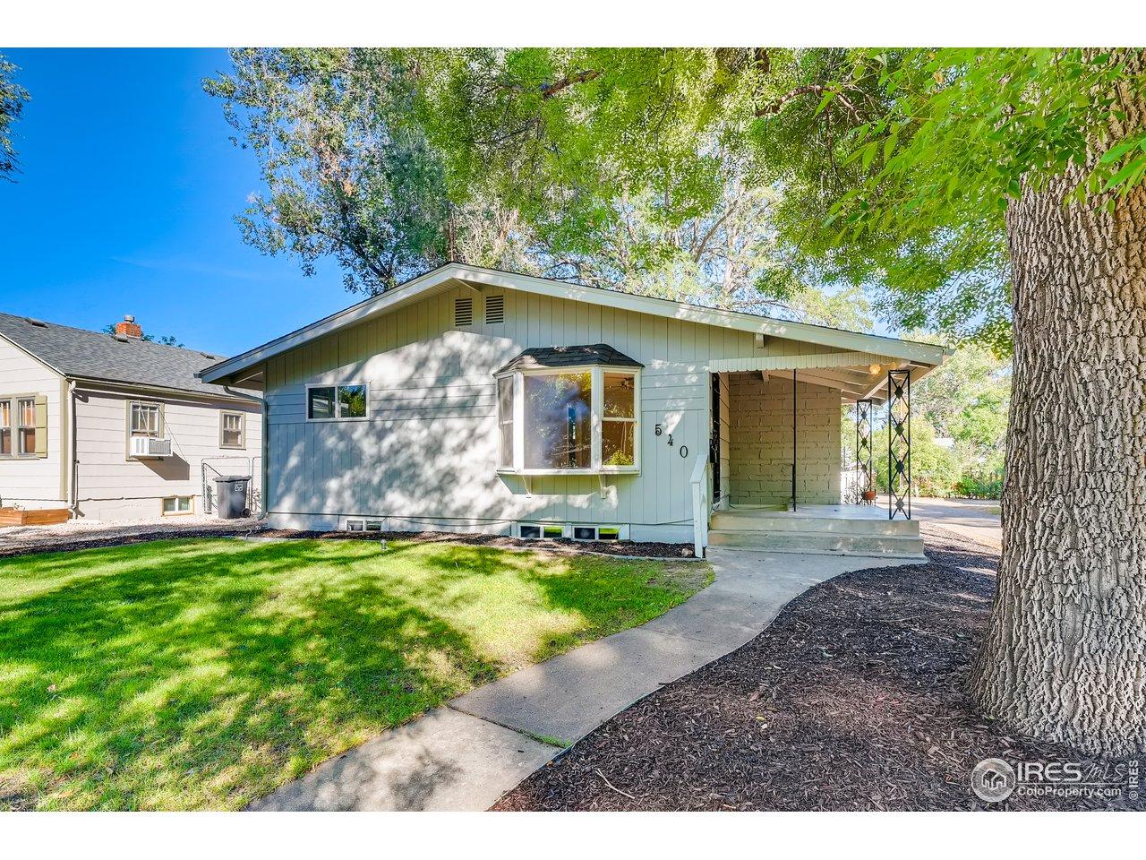 540 Sheridan Ave, Loveland CO 80537