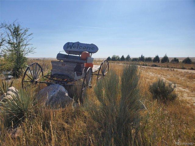 13457 Shamrock Mile Rd Fort Morgan, CO 80701